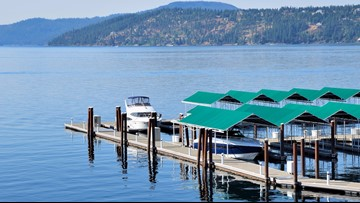 Idaho governor orders health review of Lake Coeur d'Alene