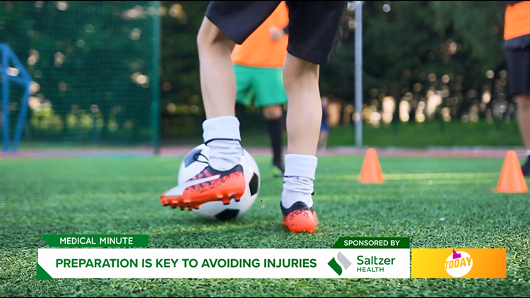 Medical Minute: Avoiding injury for young athletes in the Summer
