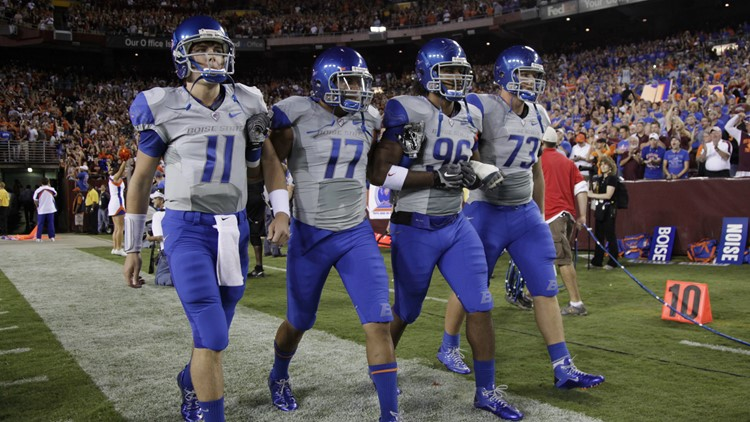 Boise State football: The right frame of reference