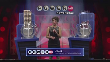 Powerball drawing for Saturday, March 23