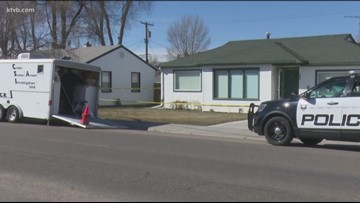 Two men arrested in connection with Pocatello murder