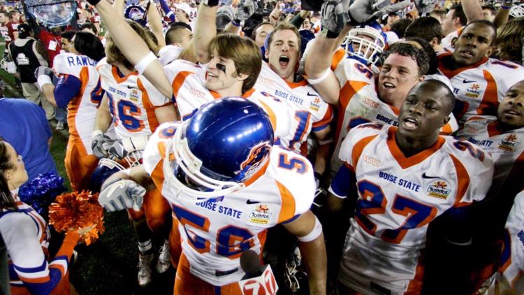 Boise State football: 21st century tale of two mid-majors