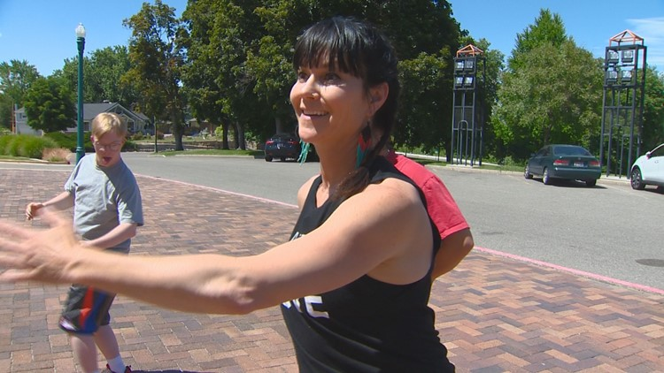 7's Hero: Inclusive Dance class at the Boise Depot welcomes people of all abilities