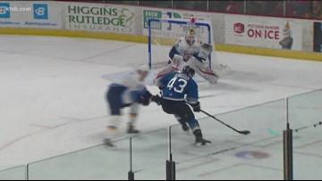 HIGHLIGHTS: Idaho Steelheads vs. Toledo Walleyes hockey