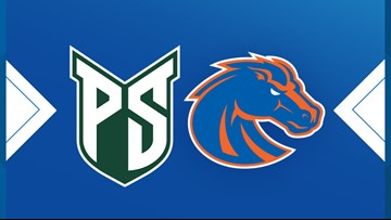 GAME TRACKER: Portland State Vikings vs. Boise State Broncos