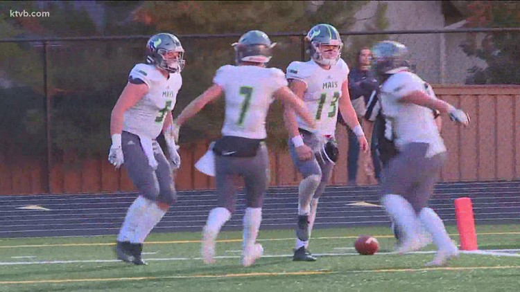 Friday Night Football: Timberline and Mountain View duke it out at East Junior High