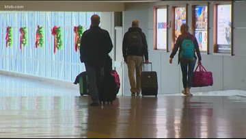 Record holiday travel expected on the road and at the Boise Airport