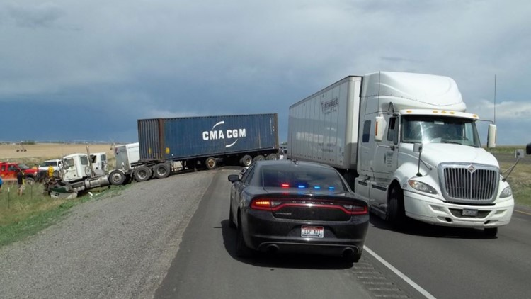 Fish and Game employee killed in I-84 pileup during dust storm