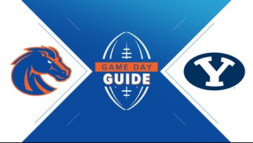 Game Day Guide: Boise State Broncos vs. BYU Cougars