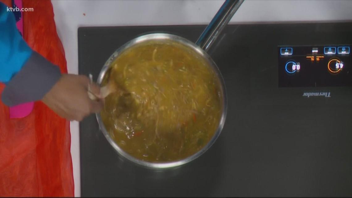 KTVB Kitchen: How to make Brown Shuga Soul Food's southern pork stew