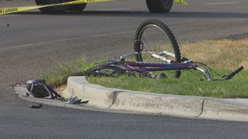 Eagle driver pleads guilty to manslaughter in cyclist's death