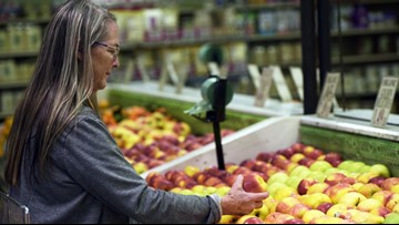Idaho apple farmers face consumer preferences, climate change, new varieties