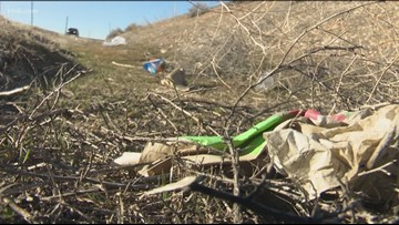 Talking trash: Idaho Transportation Department says it's seeing more debris along parts of Interstate 84