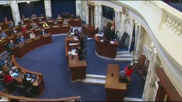 Idaho Legislature still working to wrap up unfinished business