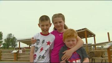 Wednesday's Child: Raymond, Kaylee and Duke