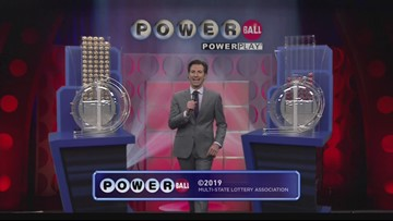 Powerball drawing for Wednesday, September 18