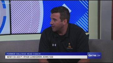 Ryan Lundgren leaving Vallivue for College of Southern Idaho basketball