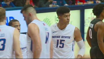 After setting the standard at Boise State, Chandler Hutchison is NBA bound