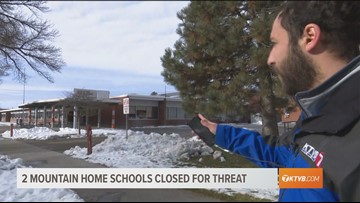Mountain Home schools closed after 'potential act of violence' threat