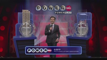 Powerball drawing for Wednesday, June 19