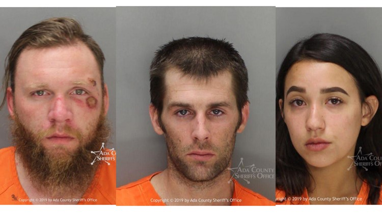 Police: Suspect pistol-whipped man who sold him fake heroin | ktvb com