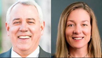 Bieter, McLean to face off in first-ever Boise mayoral runoff election