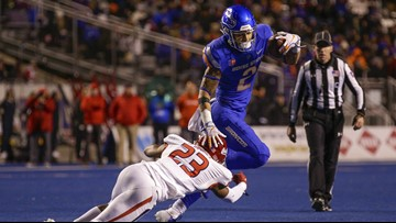 Boise State football: The spring game's star attractions