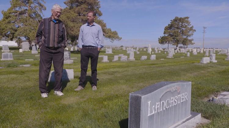 Idaho Life Filer Cemetery