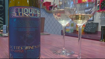 Keepin' It Local: Potter Wines offers your taste buds something unique