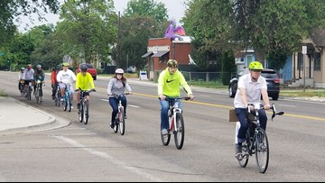 'He was an amazing man': Nampa's Ride of Silence honors local man killed while cycling