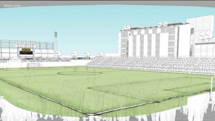 The Boise Hawks' future home may make a new 'gateway to Garden City'
