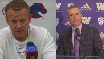 Boise State fans react to upcoming bowl game against Washington Huskies
