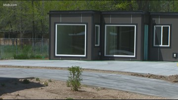 Affordable shipping container homes in Boise offer a new beginning for those struggling with housing
