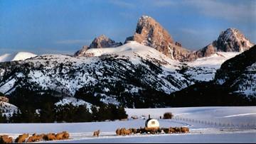 Scientists examine Grand Teton National Park glaciers