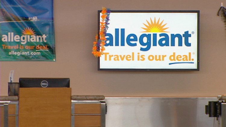 Allegiant Airlines to offer new service from Boise to Nashville