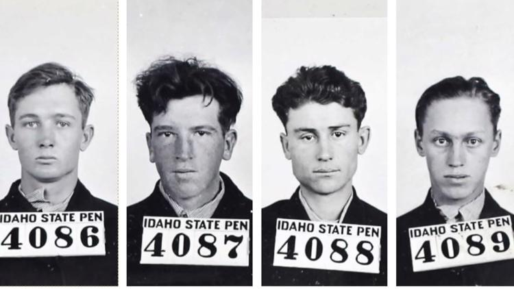 In 1929, 4 men kidnapped the Idaho lieutenant governor during bank robbery attempt