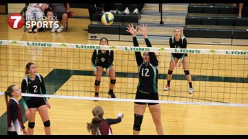 2019 Idaho high school state volleyball tournament