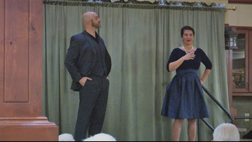 Residents at Boise assisted living center enjoy the opera from home