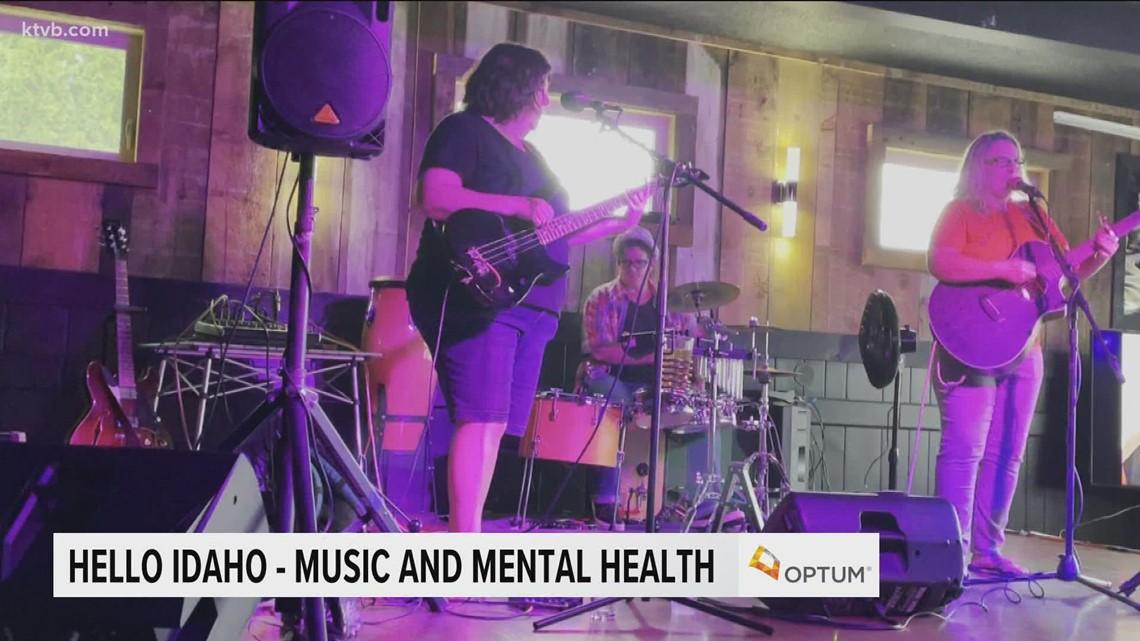 Hello Idaho: Music's effect on mental health