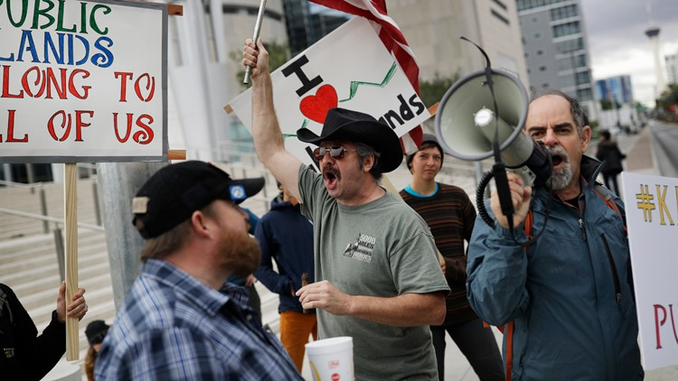 Idaho man jailed for role in Bundy ranch standoff suing US