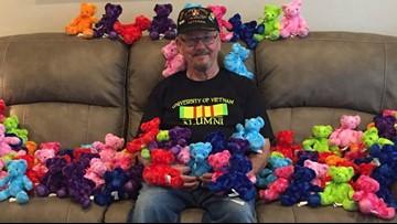 7's Hero: Meridian's Teddy Bear Vet brings smiles wherever he goes