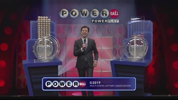 Powerball drawing for Wednesday, July 17