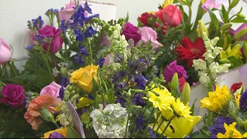 See how Treasure Valley florists prepare for Mother's Day