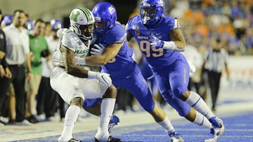 Boise State football: Defense pitches second-half goose eggs