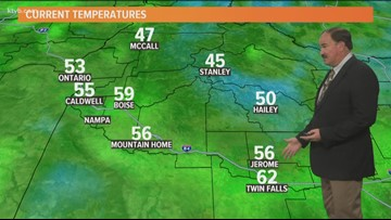 Weather Friday Afternoon Oct 26