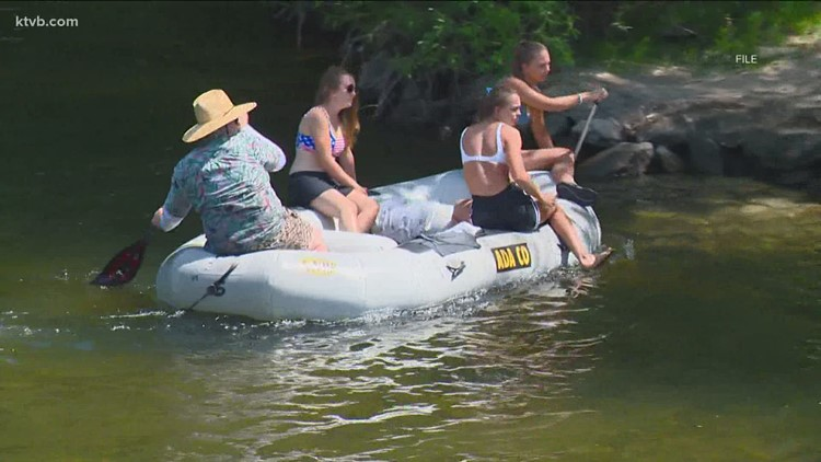 Float season on Boise River to officially open June 15th