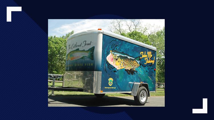 Free fishing opportunity in Meridian this afternoon
