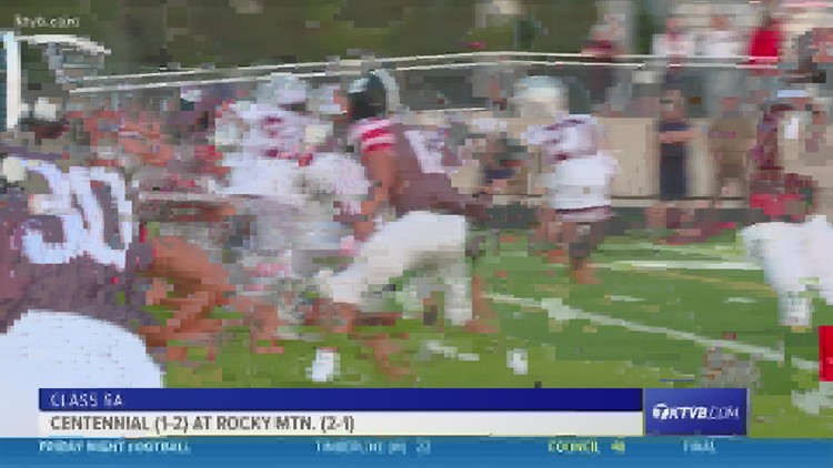 Friday Night Football: Rocky Mountain Grizzlies chew up the Centennial Patriots