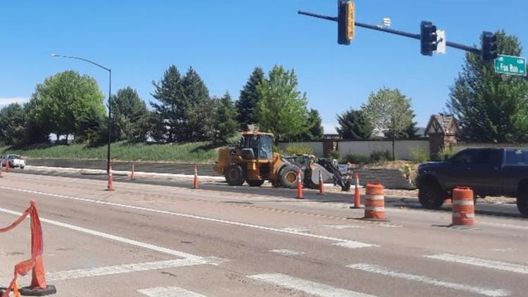 Another section of Chinden Boulevard to open Thursday