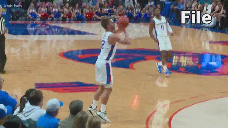 Boise State to allow 900 fans at home basketball games